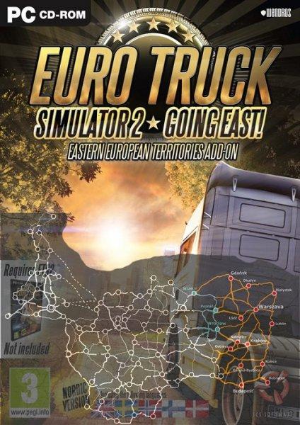 [Steam] Euro Truck Simulator 2 Going East DLC (Tagesangebote)