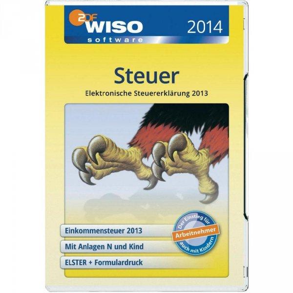 Wiso Steuer 2014 CD bei Conrad 12,95 - versandkostenfrei