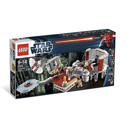 LEGO Star Wars - 9526 Palpatine's Arrest für 50,38 Euro