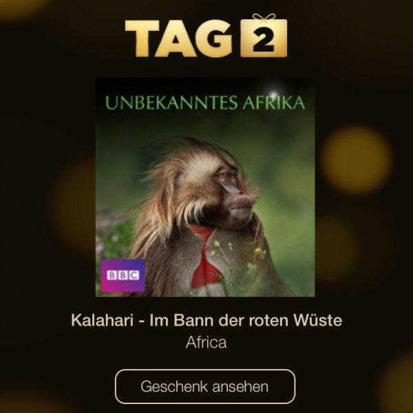 iTunes TAG 2 - Kalahari Im Bann der roten Wüste