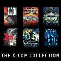 [Steam] The XCOM Collection @Amazon.com