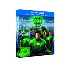 Green Lantern (Extended Cut) (+ Blu-ray) [Blu-ray 3D] für 14,97€ @Amazon
