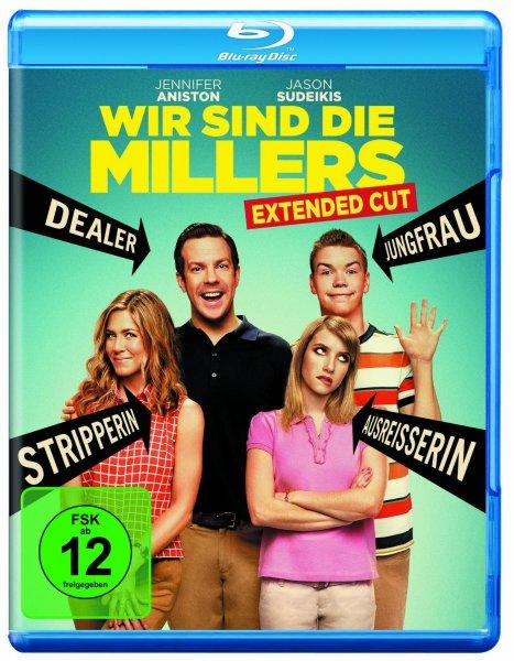 Wir sind die Millers [Blu-ray] für 8,97€ @ Amazon.de