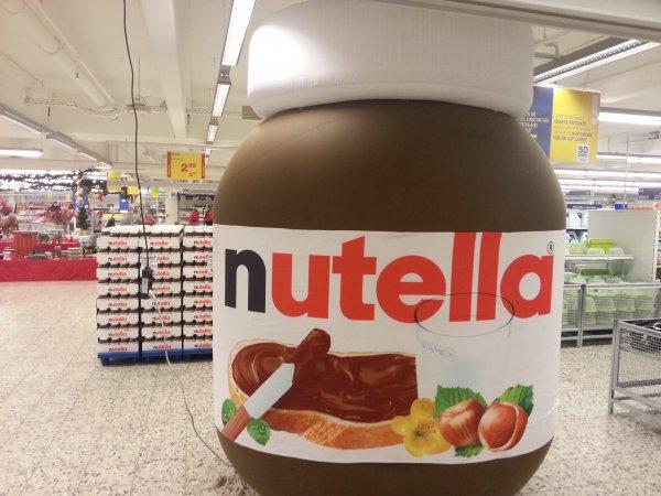 [Metro] Nutella 800g