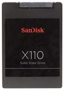 SanDisk SSD X110 256GB für nur 124,89 statt Crucial M500