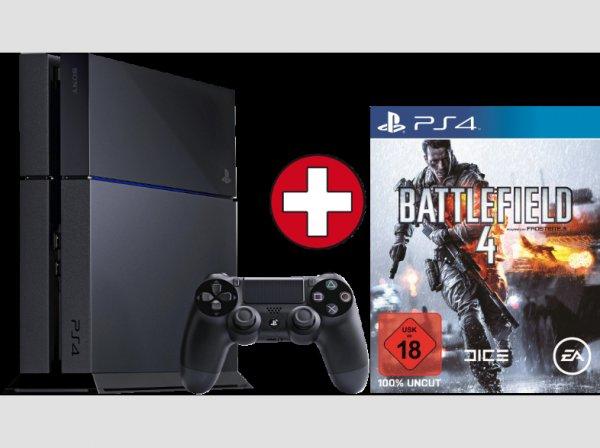 PS4 + BF4 für 449€ *Media Markt online*