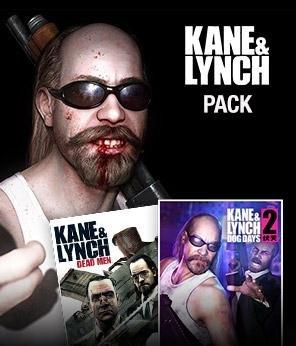 [Steam] Kane & Lynch 1+2 (uncut) @ GMG