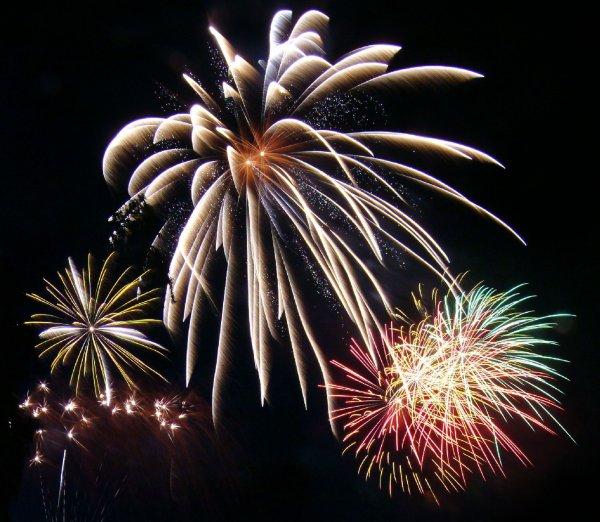 Sammlung von Discounter-Feuerwerk mit gutem P/L-Verhältnis