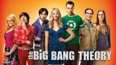 ABGELAUFEN!   The Big Bang Theory (Box 1-6 Blu-ray)  84,97 Euro