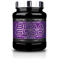 Scitec Nutrition BCAA 6400 375 Tbl.
