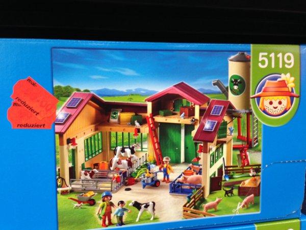 [LOKAL Berlin] Playmobil Bauernhof 5119 für 50€ anstatt 75€