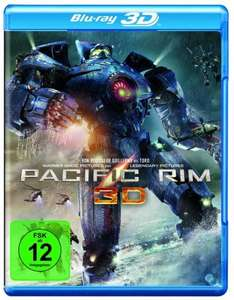 Pacific Rim 3D Blu-ray für 19,97 € bei Amazon