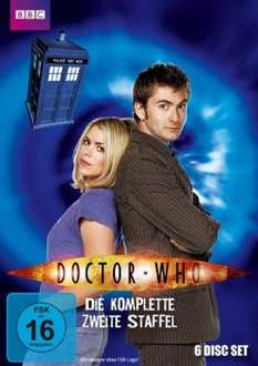 [Amazon] Doctor Who - Staffel 2 dt.