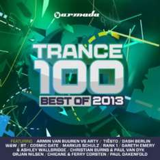 Trance 100 Best Of 2013 [Amazon mp3-download]
