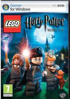 LEGO Harry Potter 1-4 & 5-7 STEAM