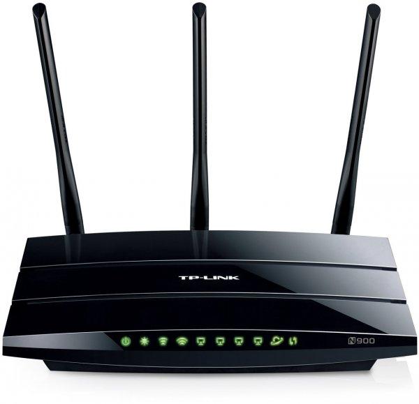 Blitzangebote bis 14 Uhr bei Amazon: TP-Link TL-WDR4900 N900 Dualband Gigabit WLAN-Router für 61.90 €!!!