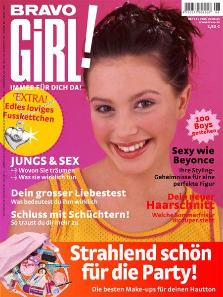 Bravo GIRL Jahresabo für 4,60 €