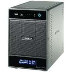 NAS Netgear RNDU4000-100PES Silber