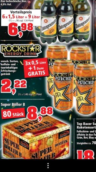 Rockstar Energy je 0,55 €