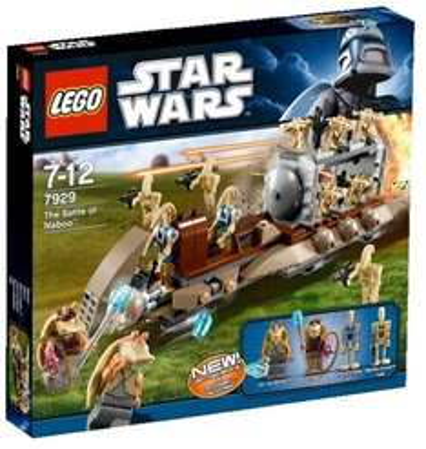LEGO Star Wars 7929 - The Battle of Naboo  zum TOP Preis