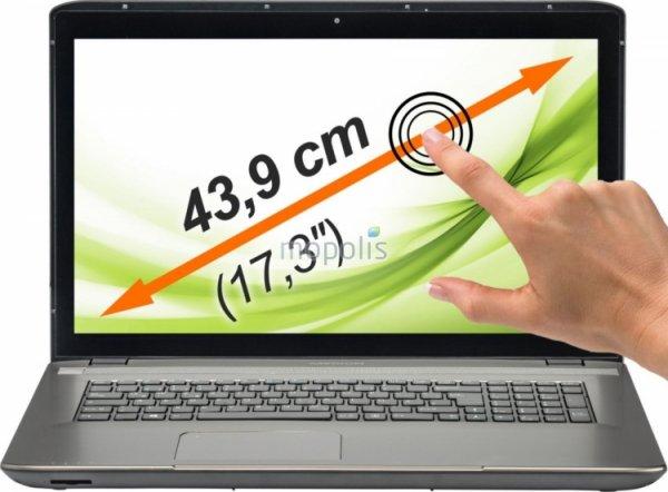 MEDION® AKOYA® E7223T (MD 98465) Touch-Notebook mit Gutschein 449,95€ statt 529€ vgl. Preis Amazon 499€