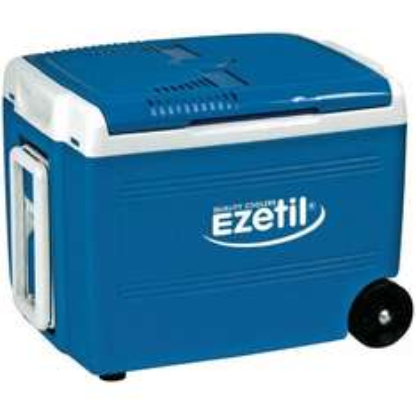 IPV EZetil Kühlbox E40 12 V RollCooler blau/weiss für 39€ @ Saturn.de (bei Abholung) ansonsten +4,99€ Versand!