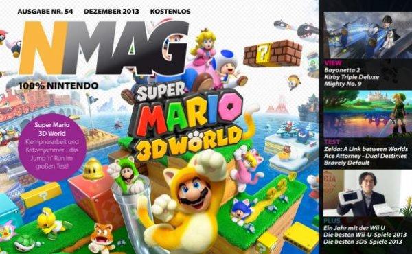 NMag #54 - Nintendomagazin kostenlos zum Downloaden
