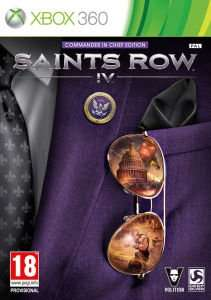 Zavvi Saints Row IV: Commander In Chief Edition Xbox 360 / PS3
