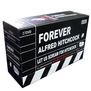 Forever Alfred Hitchcock?37 DVDs) Englisch / Chinesisch für 21.60 @Amazon.cn