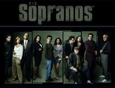 Die Sopranos - Die ultimative Mafiabox [Amazon]