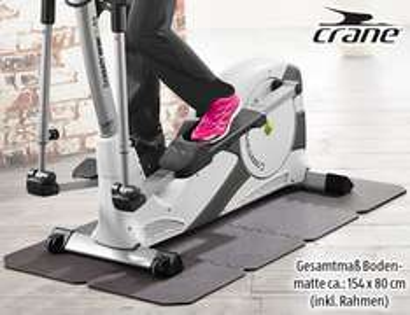 Bodenmatte (Puzzleform) für Fitnessraum, Hobbyraum usw. bei Aldi Süd