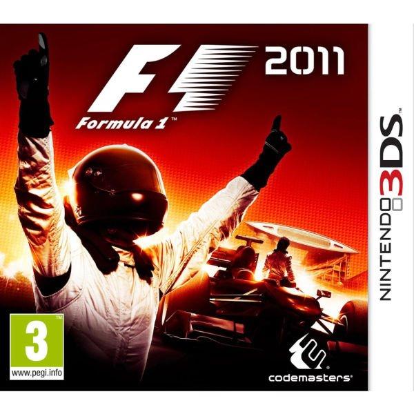 Nintendo 3DS - F1 2011 für €5,98 [@Zavvi.com]