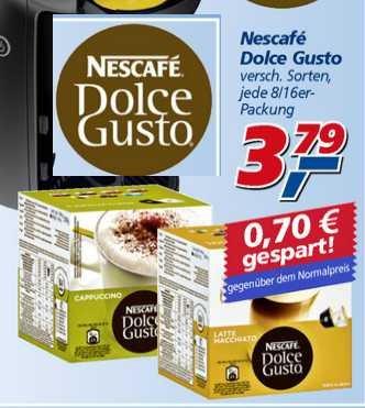 [real,- offline bundesweit] Dolce Gusto Kapseln für 3.79€ pro Packung