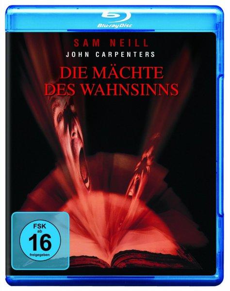 Die Mächte des Wahnsinns [Blu-ray] ab 7,14€ @Amazon