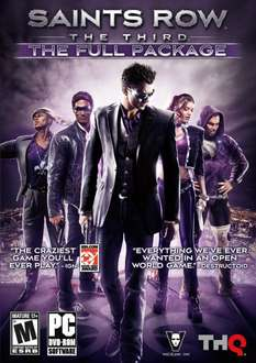 Saints Row the Third - The Full Package [Steam] für 5,45€ @Amazon.com