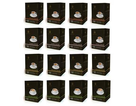160 Nespresso ® kompatible Espresso Kapseln