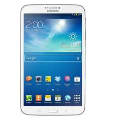 "GALAXY Tab 3 8"" 16GB WiFi + 3G Tablet mit Android 4 in weiß"