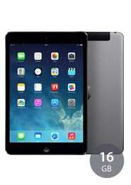 Apple iPad mini 2 Retina Display 16 GB WiFi + Cellular bei Sparhandy