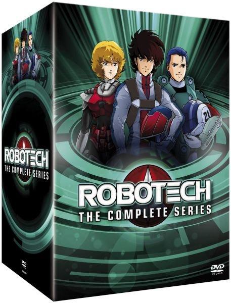 [Zavvi] Robotech - The Complete Series Anime DVD (O-Ton, Englisch)