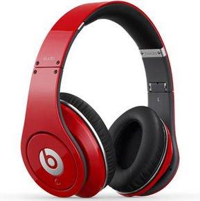 Beats By Dr. Dre Studio Kopfhörer in Rot für 164,89 Euro inkl. Versand