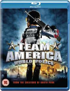 Blu-ray - Team America: World Police für €5,97 [@Zavvi.com]