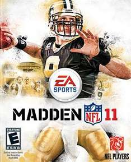Madden NFL 11 [PS3] @zavvi.com