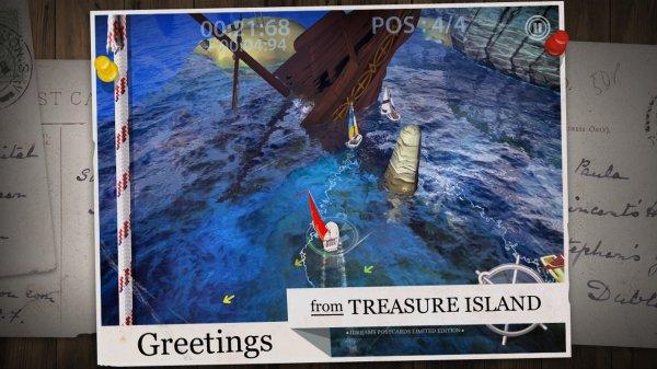 Android: Spiel Sailboat Championship Pro HD heute gratis @Amazon App-Shop