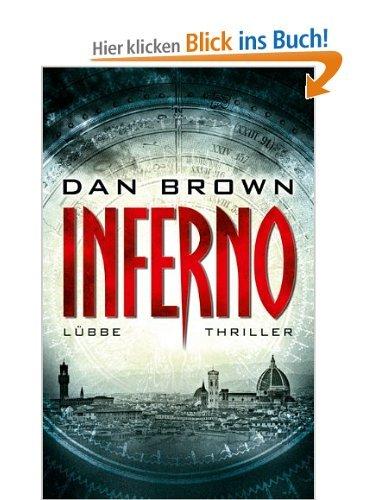 Dan Brown - Inferno (Spiegel Bestseller) bei Weltbild für 14,99 €