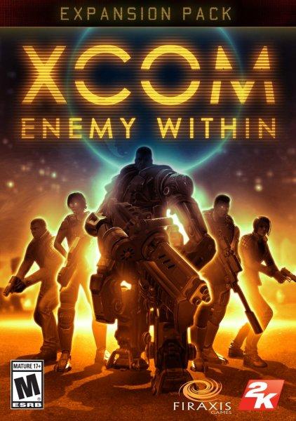 XCOM: Enemy Within (Steam) @Amazon.com