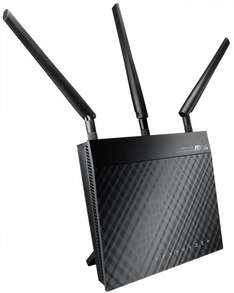 Asus RT-N66U N900 Black Diamond Dual-Band WLAN Router @ Ebay.de für EUR 89,90
