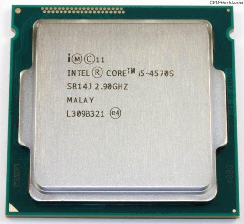 Intel Core i5 4570S 100€ (ebay/OEM) Versand aus Irland