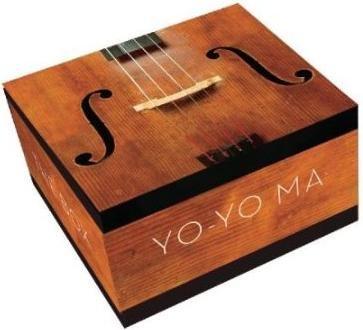 Yo-Yo Ma -30 Years Outside the Box - 90 Cd´s  + Box  131,99 €  bei Amazon! Klassikmusik
