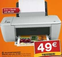 HP-WLAN-Multifunktionsdrucker bei Staples: Photosmart 5520, Deskjet 2540 (nur in den Filialen)