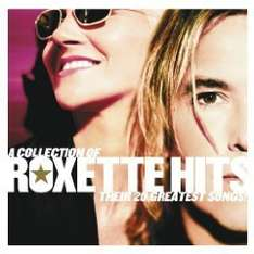 Amazon MP 3 Album: A Collection Of Roxette Hits! Their 20 Greatest Songs! Nur 2,49 €